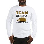 Team Peeta Long Sleeve T-Shirt