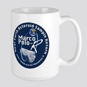 Marco Polo-R Logo 15 oz Ceramic Large Mug