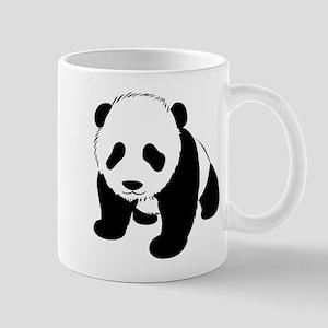 Baby Panda Cub Crawling Mug