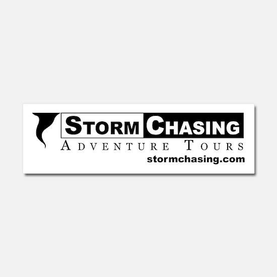 Cool Storm chasing Car Magnet 10 x 3