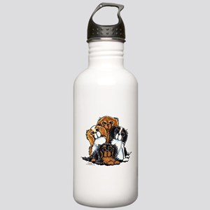 CKCS 2nd Generation Stainless Water Bottle 1.0L
