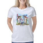 corgipaintwar Women's Classic T-Shirt