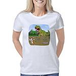 corgi-dinosaur Women's Classic T-Shirt