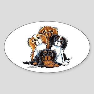 CKCS 2nd Generation Sticker (Oval)