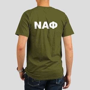 Two-Sided Organic Men's T-Shirt (dark)