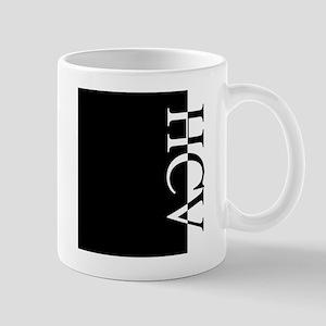 HCV Typography Mug