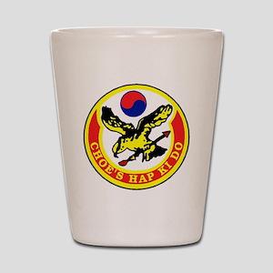 Choe's HapKiDo Shot Glass