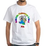 Treasurer Custom PTA White T-Shirt