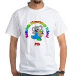 Teacher Rep Custom PTA White T-Shirt