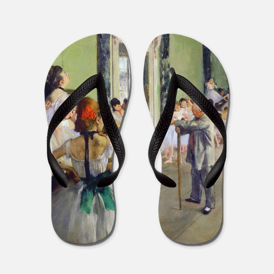 Degas - Class Flip Flops