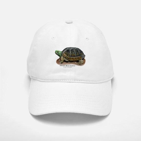 Desert Box Turtle Baseball Baseball Cap
