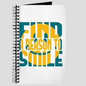 Find a Reason to Smile Journal