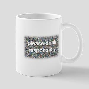 Plastic Bottles Mug