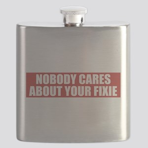 Nobody Cares About Your Fixie Flask