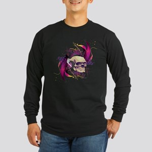 DJ Long Sleeve Dark T-Shirt