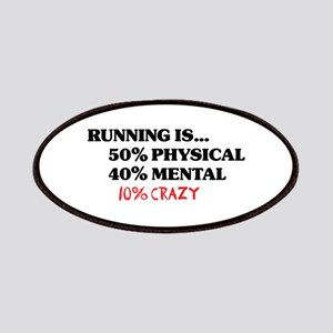 Running is... 50% Physical, 4 Patches
