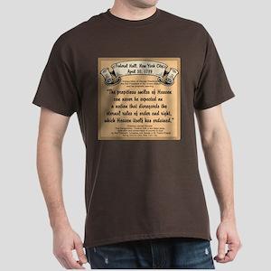 Washington Prophetic Dark T-Shirt