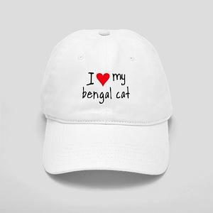 I LOVE MY Bengal Cat Cap
