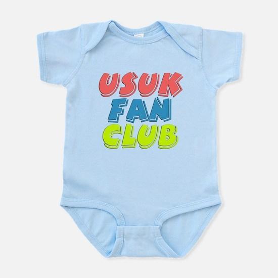 USUK Fan Club Infant Bodysuit