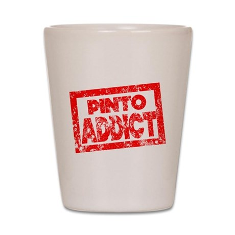 Pinto ADDICT Shot Glass