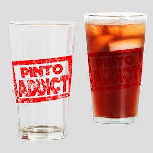 Pinto ADDICT Drinking Glass