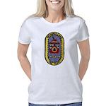 uss thomas c. hart de patc Women's Classic T-Shirt