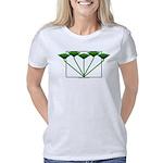 Love Flower 09 Women's Classic T-Shirt