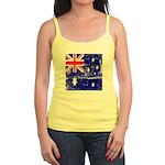 Vintage Australian Flag Jr. Spaghetti Tank