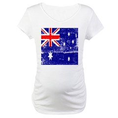 Vintage Australian Flag Shirt