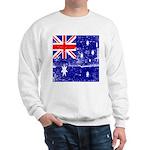 Vintage Australian Flag Sweatshirt