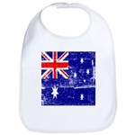 Vintage Australian Flag Bib