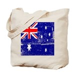 Vintage Australian Flag Tote Bag