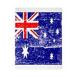 Vintage Australian Flag Twin Duvet