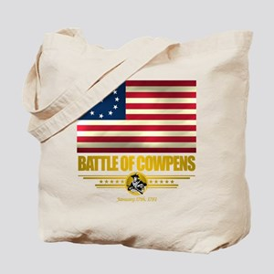 """""""Battle of Cowpens"""" Tote Bag"""
