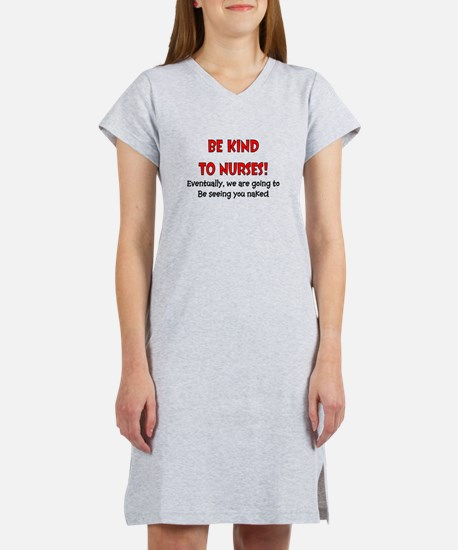 Nurse Humor Women's Nightshirt