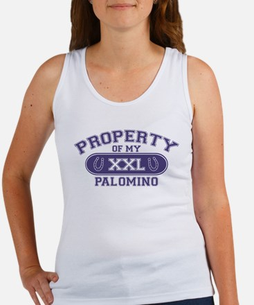 Palomino PROPERTY Women's Tank Top
