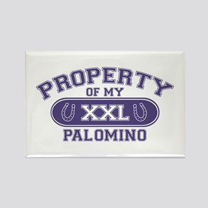 Palomino PROPERTY Rectangle Magnet