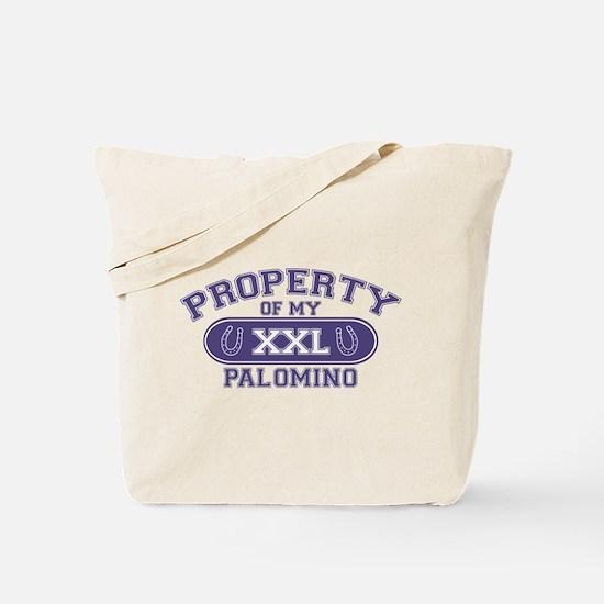 Palomino PROPERTY Tote Bag