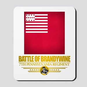 """Battle of Brandywine"" Mousepad"
