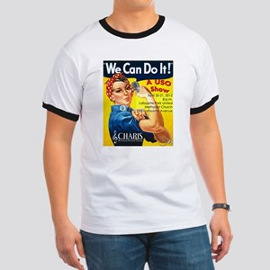 We Can Do It CAFEPRESS T-Shirt