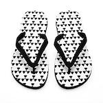 Radiation Symbol (P) Flip Flops