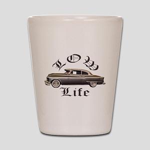 low life lowrider Shot Glass