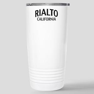 Rialto California Stainless Steel Travel Mug