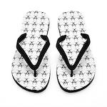 Bio Hazard (P) Flip Flops