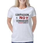 compassion-terrorisme-3-en Women's Classic T-Shirt