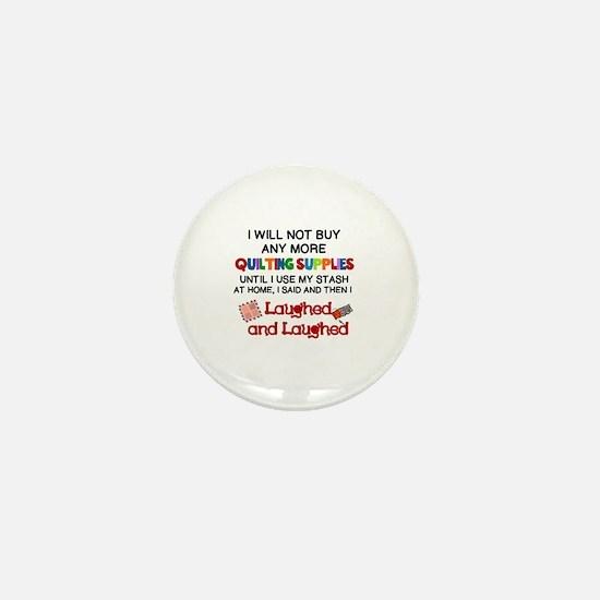 Cute Quilters Mini Button