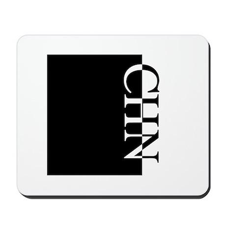 CHN Typography Mousepad