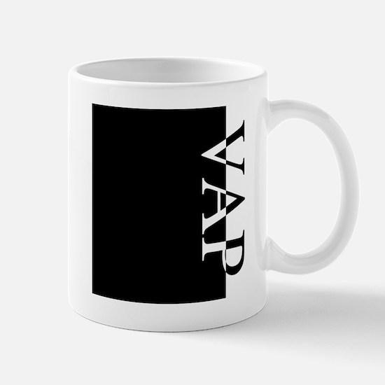 VAP Typography Mug