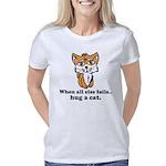 Hug a Cat Women's Classic T-Shirt