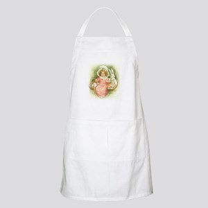 """Cute Easter Bunny"" Apron"